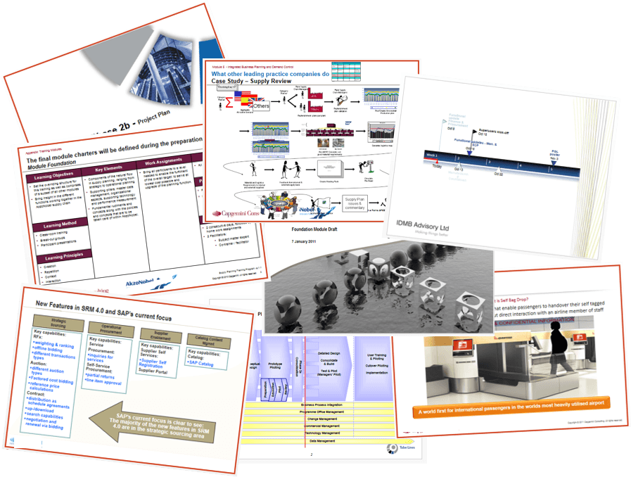 Copy and Clean PowerPoint Slides
